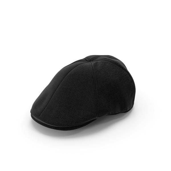 Thumbnail for Men's Hat Black
