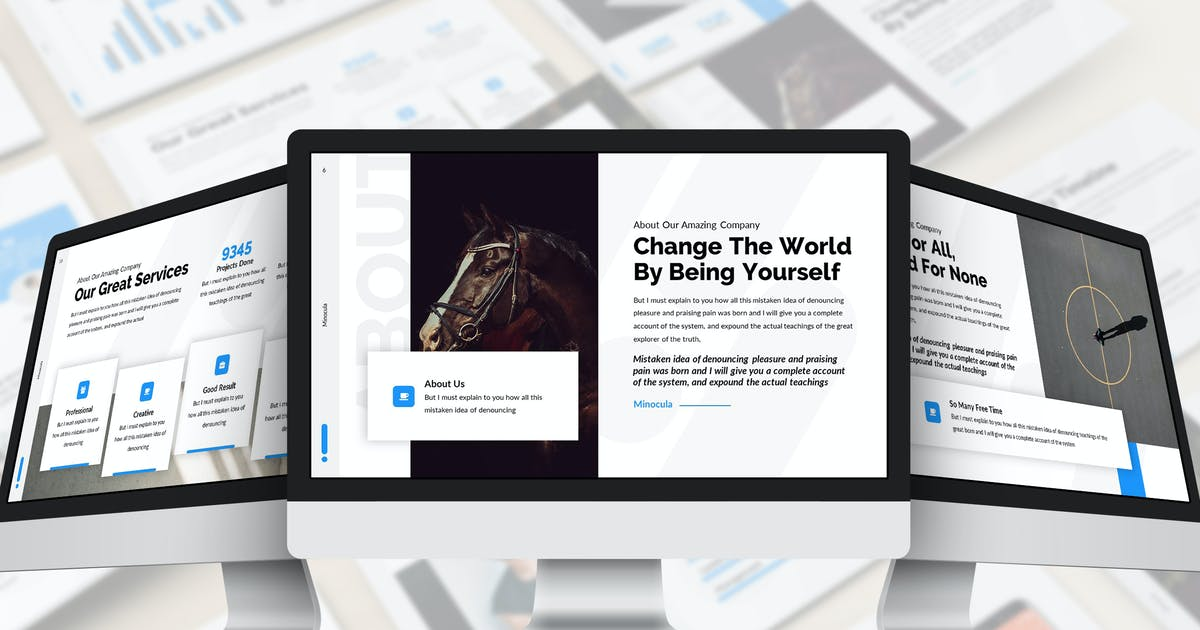 Download Minocula - Creative Google Slides Template by SlideFactory