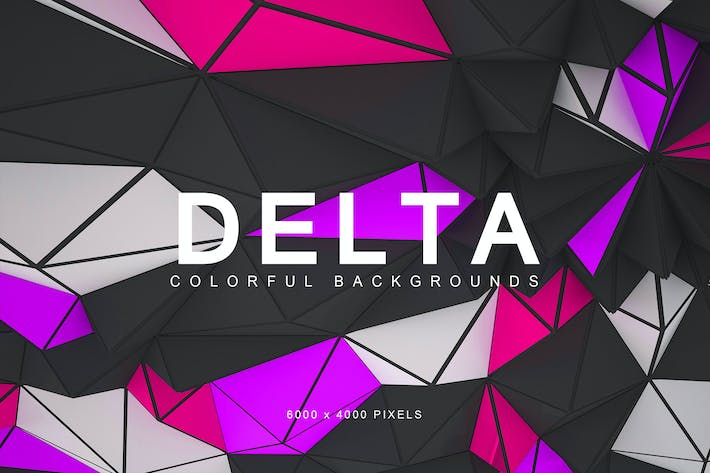 Thumbnail for Delta Colorful Backgrounds