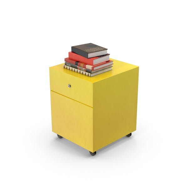 Portable Filing Cabinet