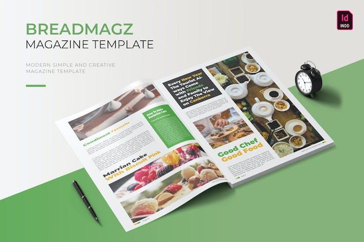 Thumbnail for Breadmagz | Magazine
