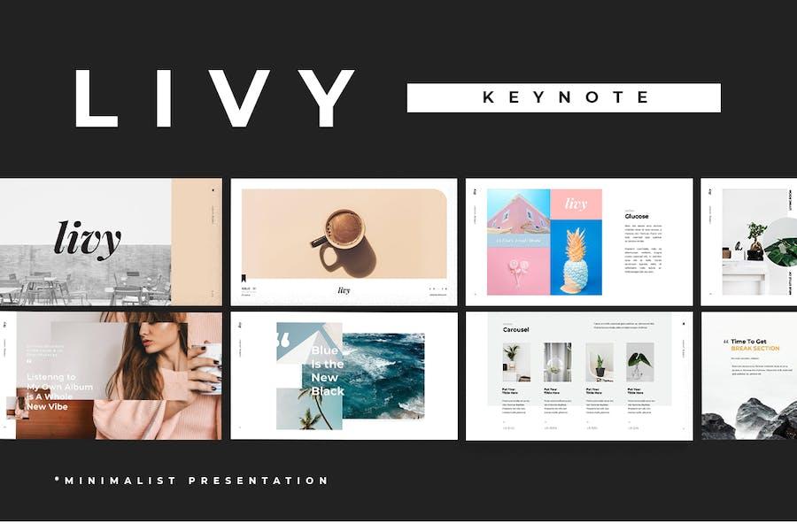Livy Keynote