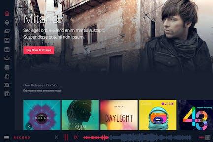 Rekord Ajaxify Music Event & Multipurpose HTML