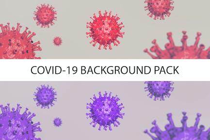 Coronavirus (Covid-19) breites Hintergrundpaket