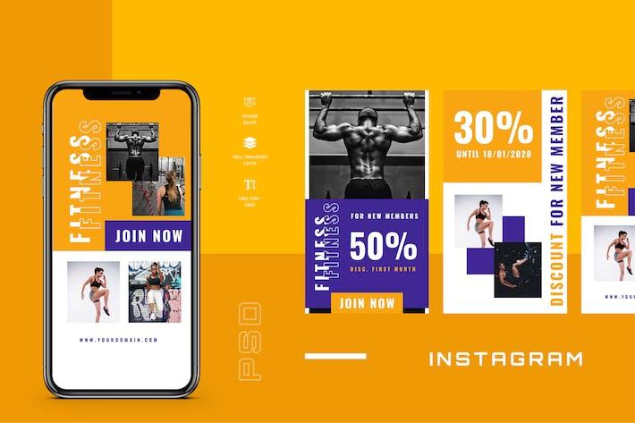 Thumbnail for Tweleve - Instagram Stories - Social Media Kit