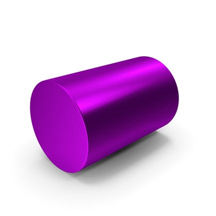 Violetter Zylinder