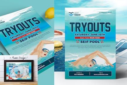 Flow-Tryouts Flyer