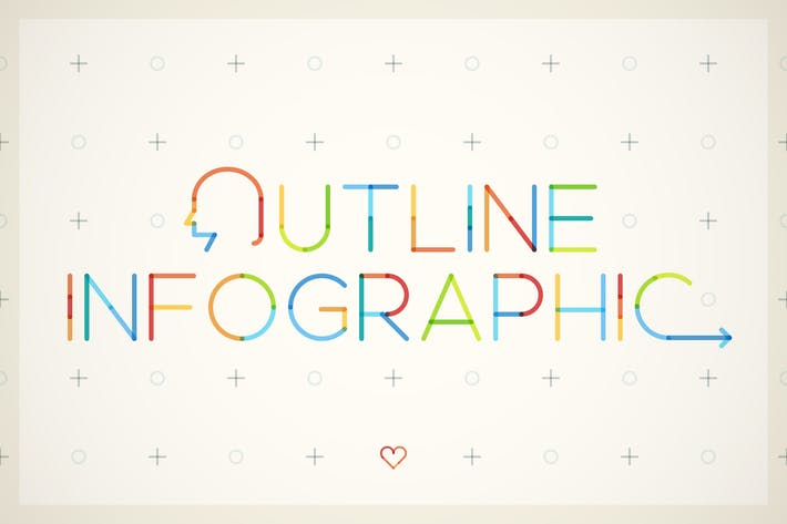 Thumbnail for Outline Infographic