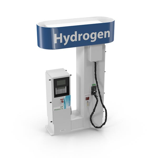 Cover Image for Hydrogen Station