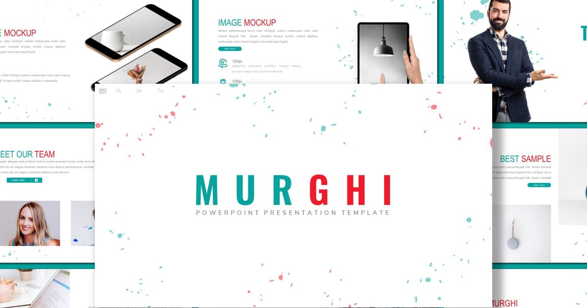 Download Murghi - Business Keynote Template by inspirasign