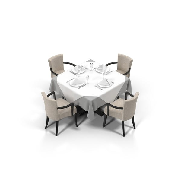 Cover Image for Dining Table Set