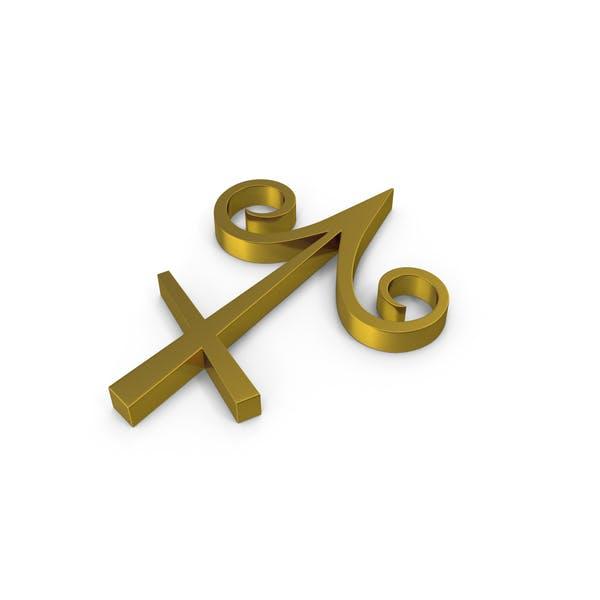 Cover Image for Sagittarius Symbol