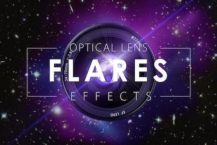 Optical Lens Flares Vol.1