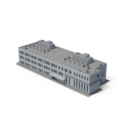 Industrial Office Building