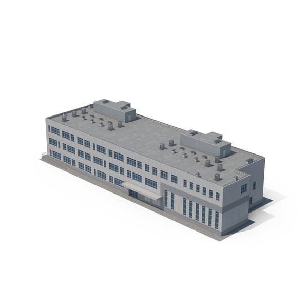 Промышленное офисное здание