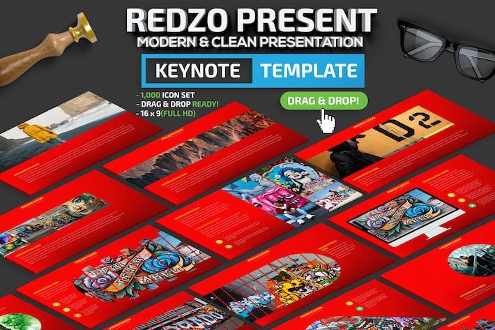 Thumbnail for Redzo Keynote Presentation