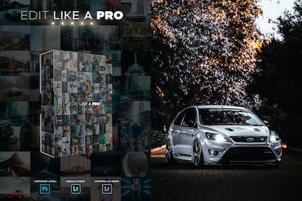 Edit Like A PRO 80th - Photoshop & Lightroom