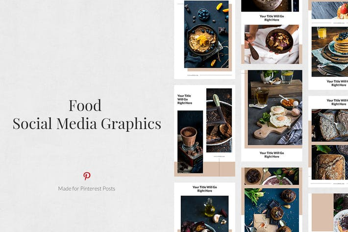 Thumbnail for Food Pinterest Posts