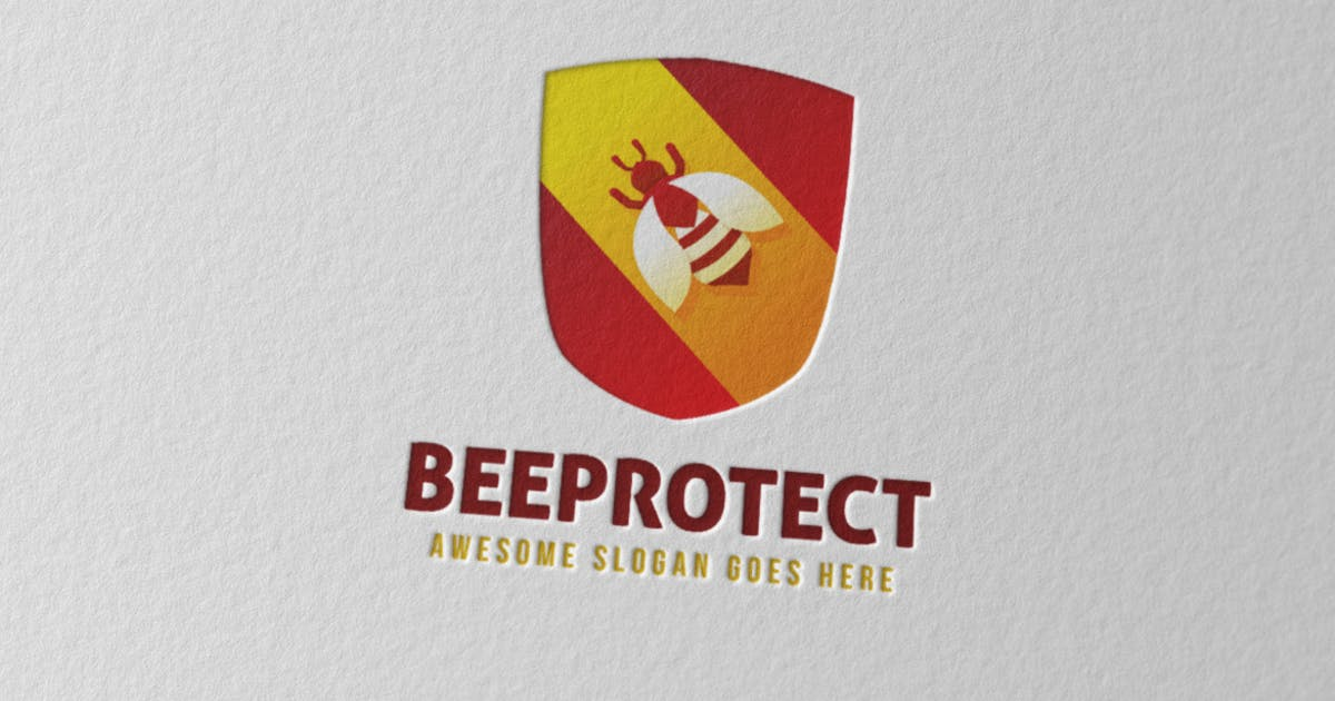 Download Beeprotect Logo by Scredeck