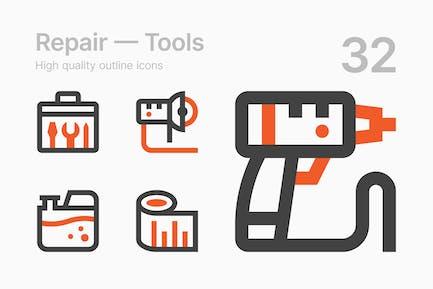 Reparatur — Werkzeuge