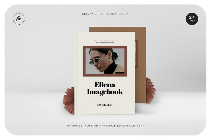 Thumbnail for Ellena Editorial Imagebook