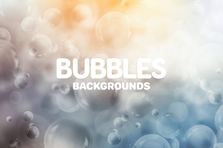 Thumbnail for Soap Bubbles Backgrounds