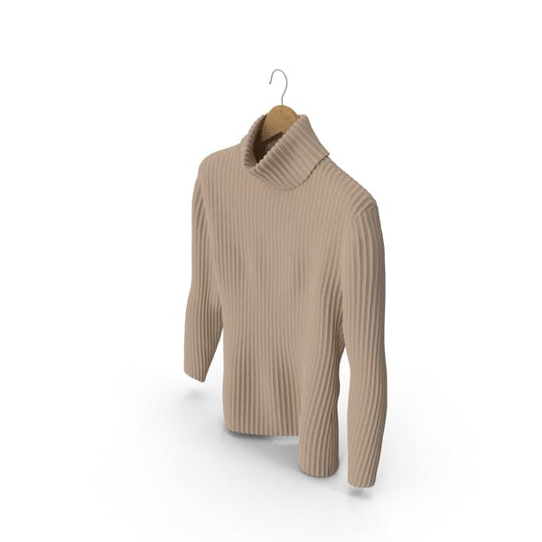 Men's Sweater Beige