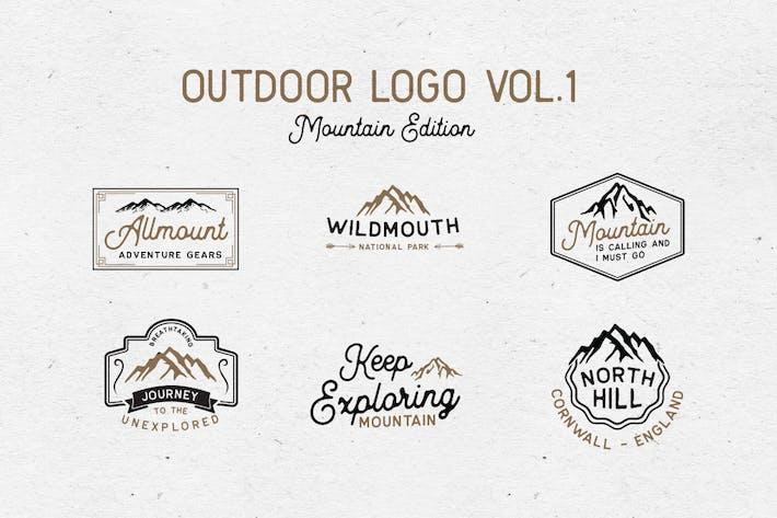 Outdoor Logo Vol.1