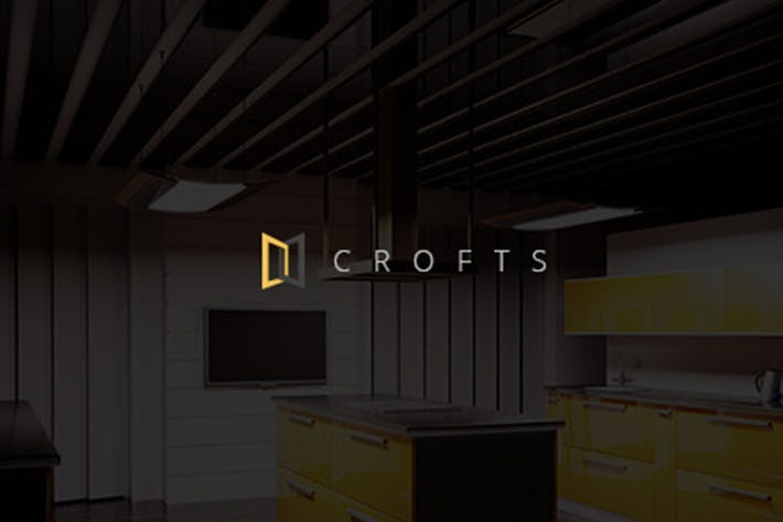 Thumbnail for CROFTS - Architecture, Agency HTML theme