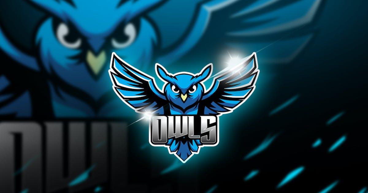 Download owls - Mascot & Esports Logo by aqrstudio
