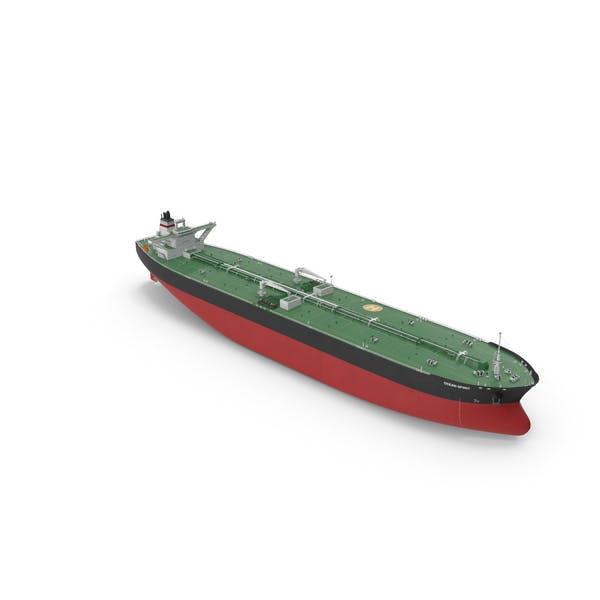 Super Tanker VLCC