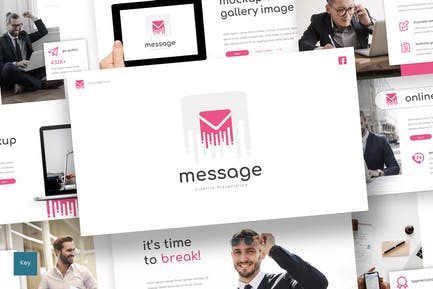 Message - Keynote Template