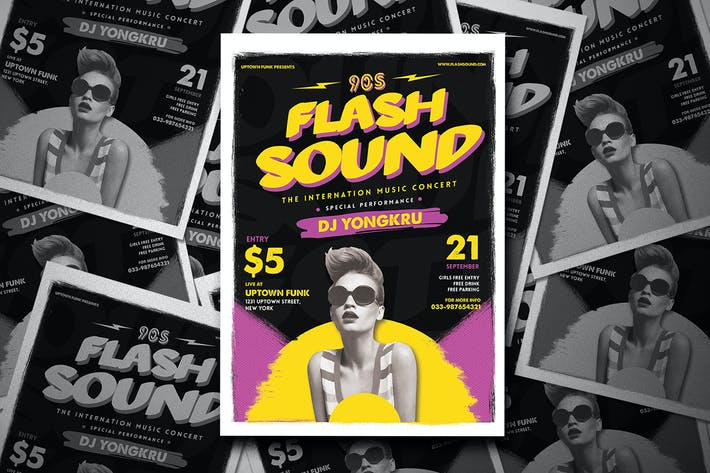 Thumbnail for Flash Sound Music Party