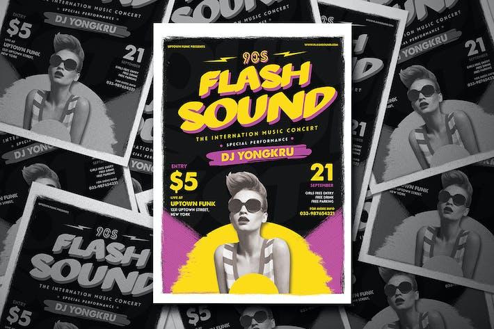 Thumbnail for Музыкальная вечеринка Flash Sound
