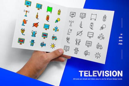 Television - Icons