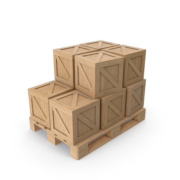 Cargo Boxes and Pallets