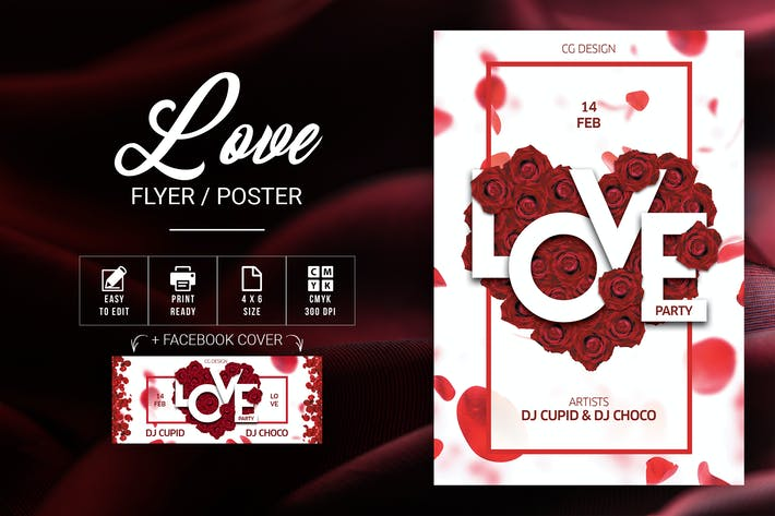 Thumbnail for Love Flyer