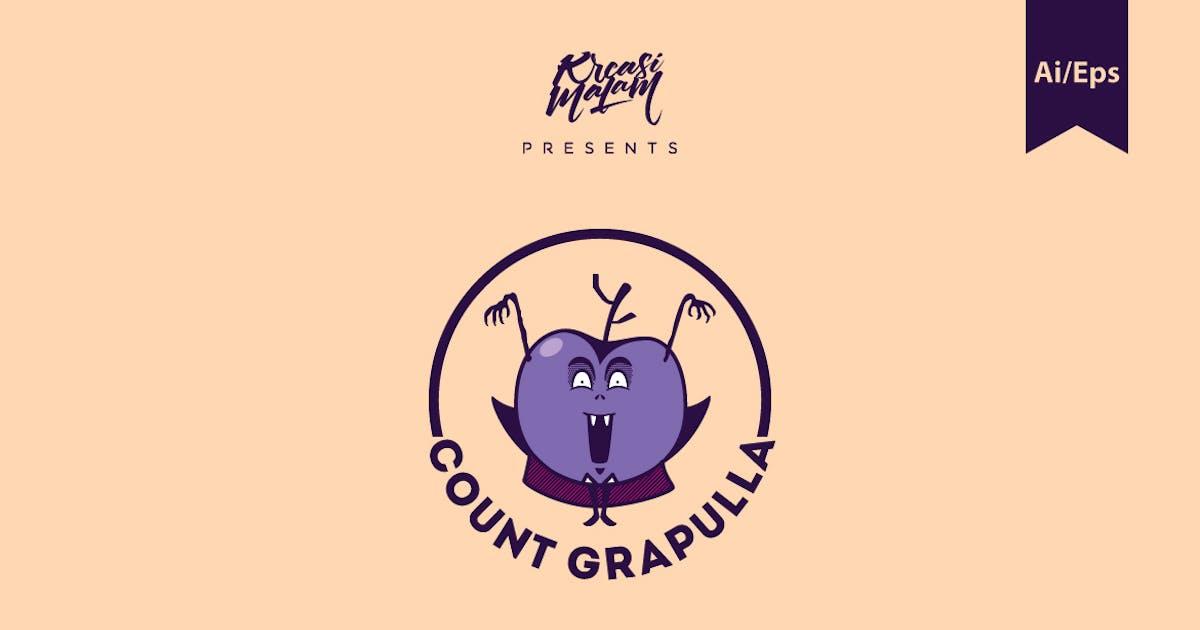Download Count Grapulla Logo Template by Ijajil