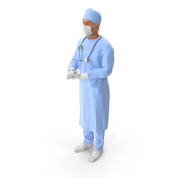 Thumbnail for Male Surgeon