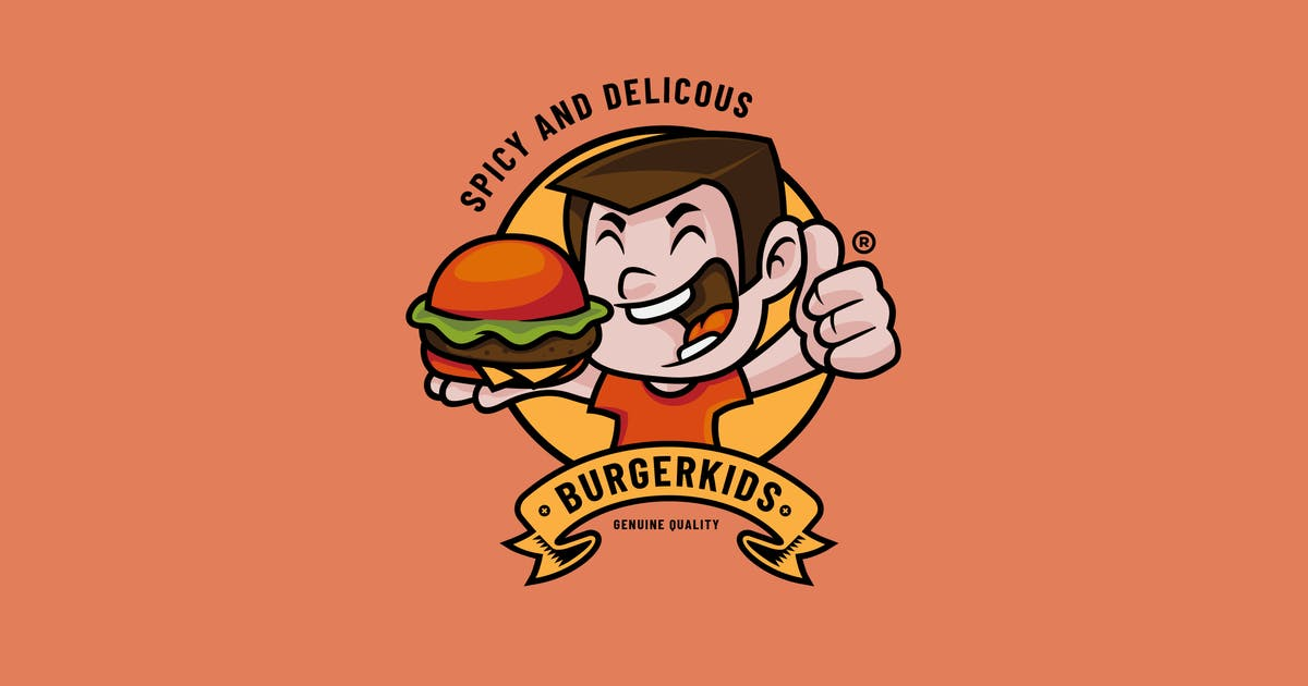 Burger Kids by surotype
