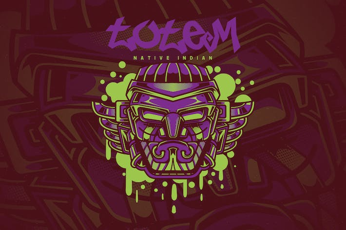 Cover Image For Totem