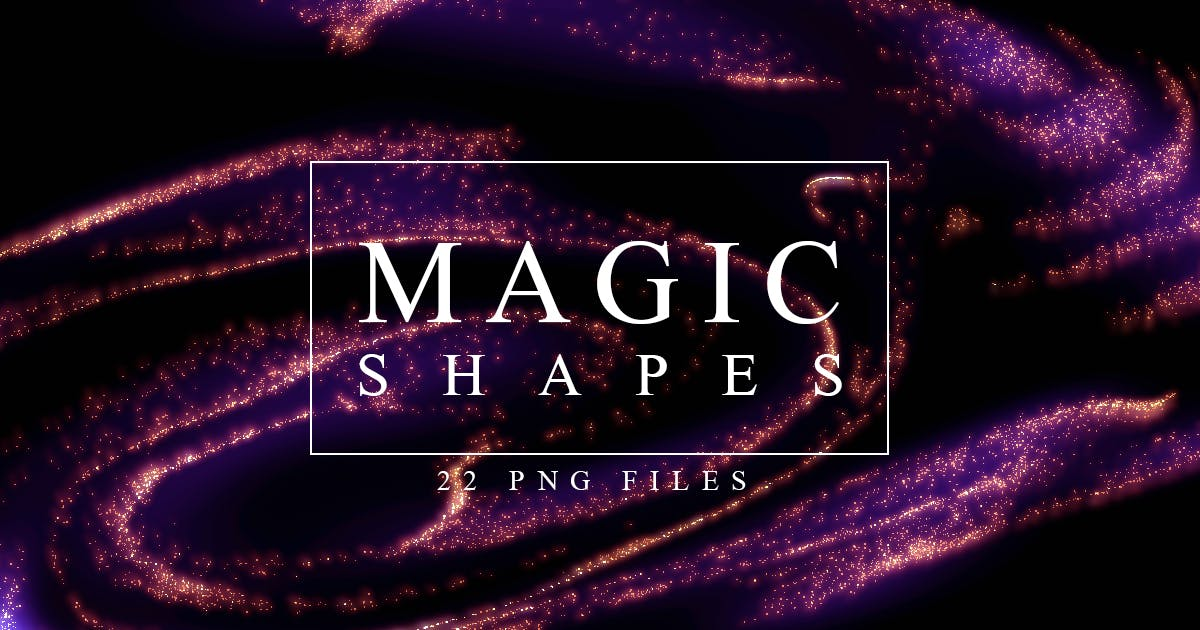 Download Magic Shapes 2 by FreezeronMedia