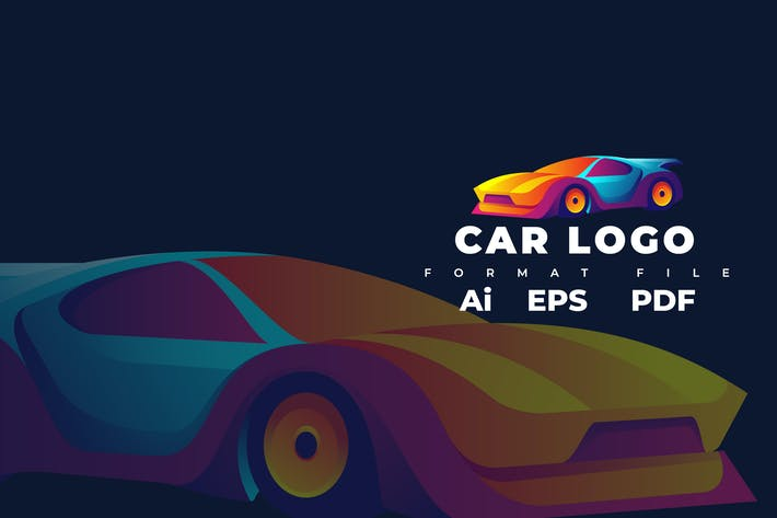 Thumbnail for Car Logo Template