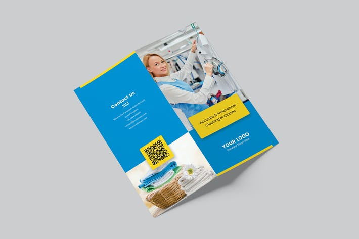 Thumbnail for Brochure – Laundry Bi-Fold DL