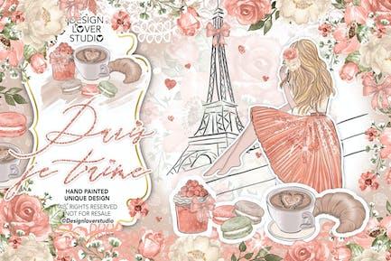 Design Paris je t'aime