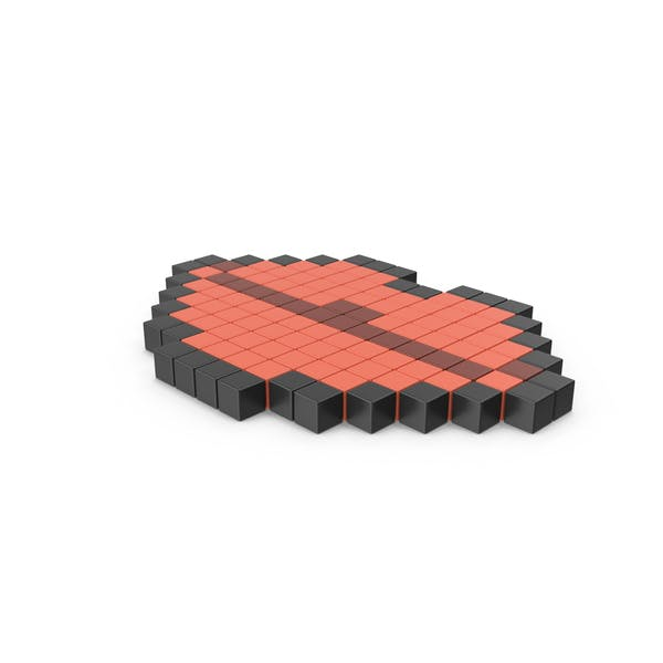 Cover Image for Pixelated Lips Icon