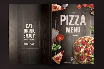 Menu Pizza