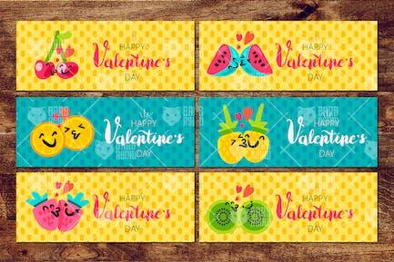 Sweet Valentine Banner