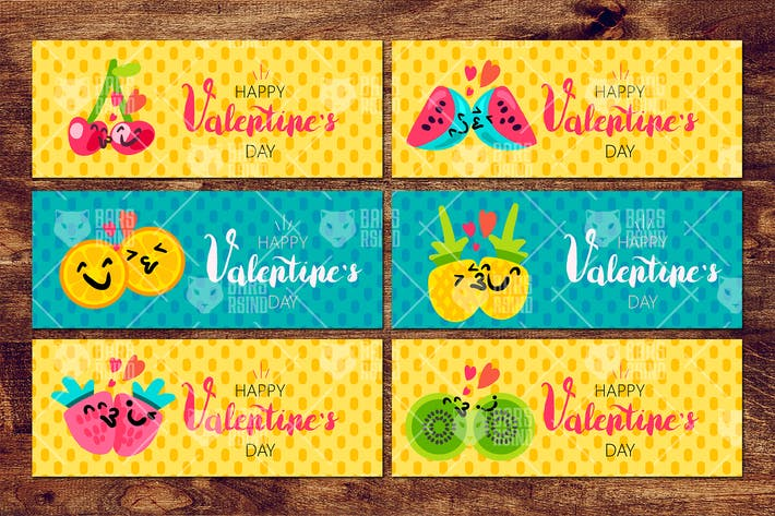 Thumbnail for Sweet Valentine Banners