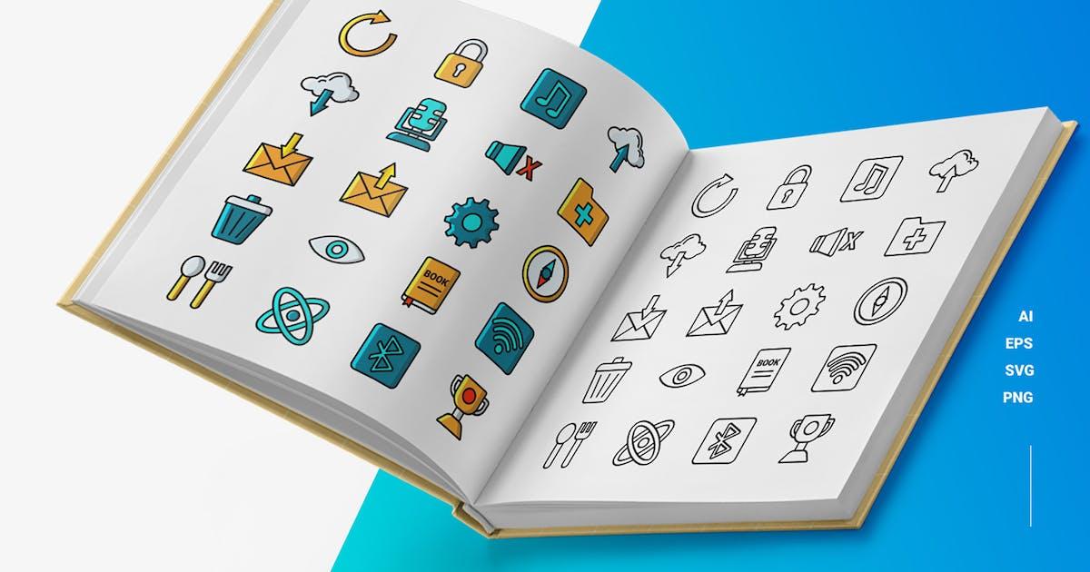 Download Web Interface - Icons by esensifiksi